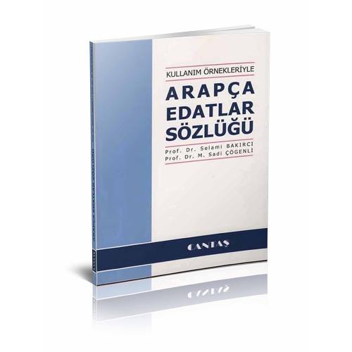 Arapça Edatlar Sözlüğü