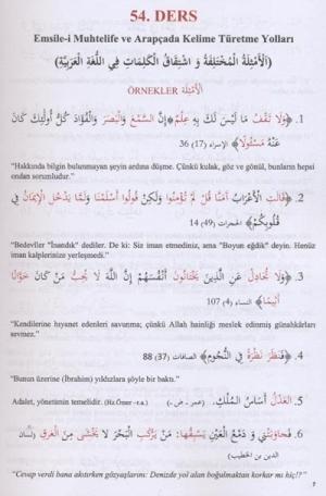 100 Derste Fasih Arapça 2 Kitap