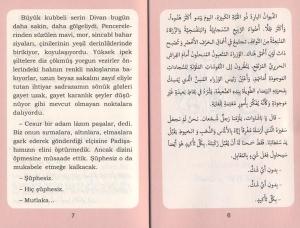 Arapça Türkçe Ömer Seyfettin'den Seçme Hikayeler
