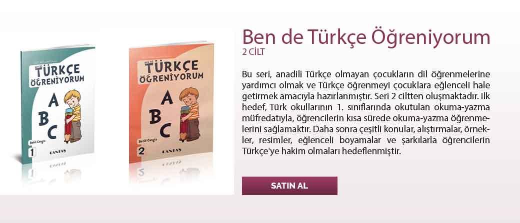 Ben de Türkçe Öğreniyorum